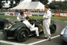 Frazer Nash 1953 Goodwood 9 Hours